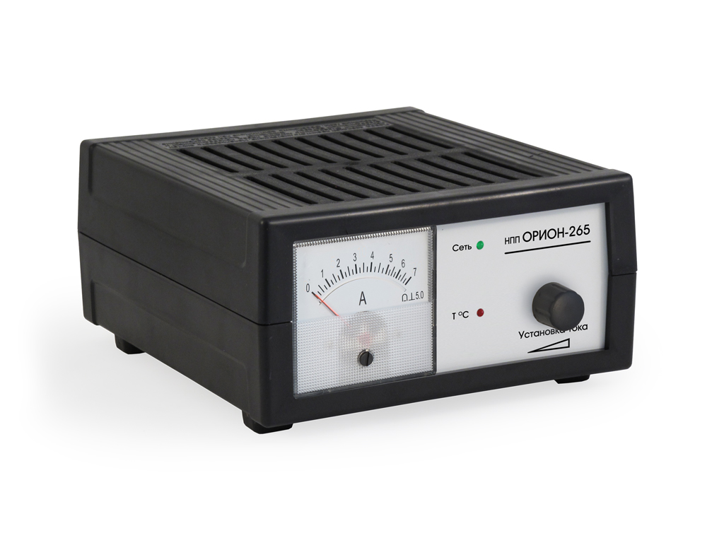 Пуско-зарядное устройство Орион (Заряд 265) ЗУ-PW 265