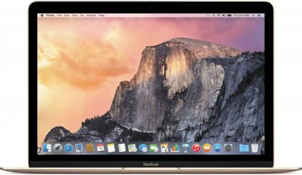 Ноутбук Apple MacBook (MRQN2RU/A)
